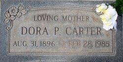 Dora Pearl <i>Holland</i> Carter
