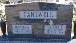 Gilbert Suckey Cantwell