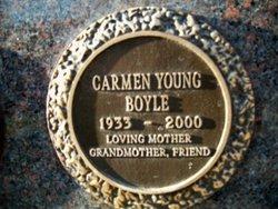 Carmen <i>Young</i> Boyle