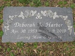 Deborah J Harber