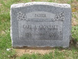 Carl Augusta Aronhalt