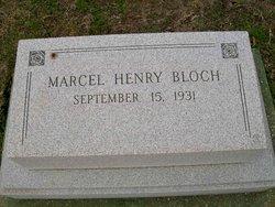 Marcel <i>Henry</i> Bloch