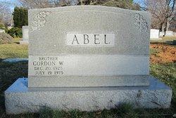 Gordon W. Abel