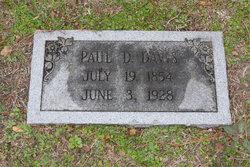 Paul D Davis
