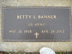 Betty Lou <i>Fullenwider</i> Banner