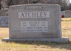 Phebe C. <i>Haney</i> Atchley