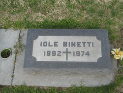 Iole Binetti