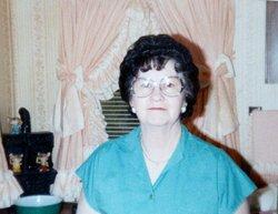 Mrs Hilda Jean Jean <i>Weatherspoon</i> Quillen