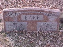 Pearl E. Earp