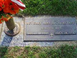 Beverly May <i>Henderson</i> Bickerstaff