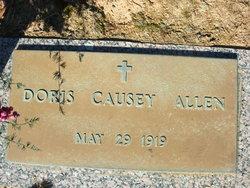 Doris Ruth <i>Causey</i> Allen