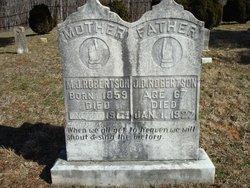 Martha Jane <i>Brooks</i> Robertson
