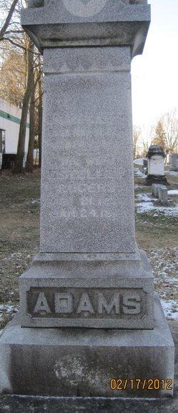 Horace T. Adams