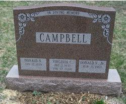Virginia C Campbell