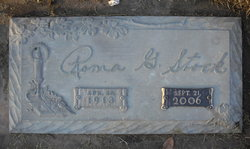 Roma Gertrude <i>Boswell</i> Burr