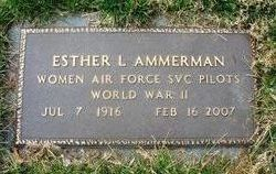 Esther Lucille <i>Mueller</i> Ammerman