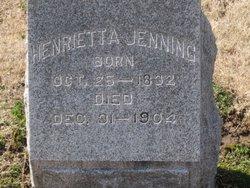 Henrietta Jenning