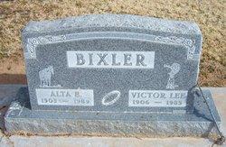 Victor Lee Bixler