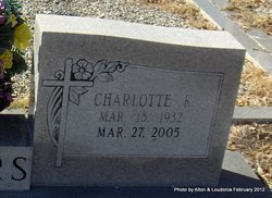 Charlotte K. Anders