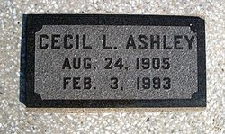Cecil Leland Ashley