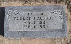 Robert H. Alsdurf
