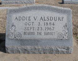 Addie Vienna <i>McCartney</i> Alsdurf