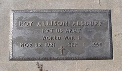 Roy Allison Alsdurf