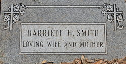 Harriett Loy <i>Hunkapillar</i> Smith