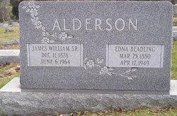 Edna Lizzie <i>Beadling</i> Alderson