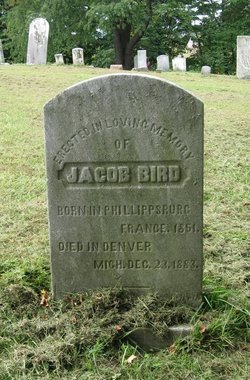 Jacob Bird