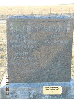 Monzel Coffman