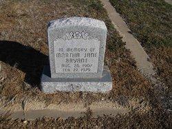 Martha Jane <i>Buckalew</i> Bryant