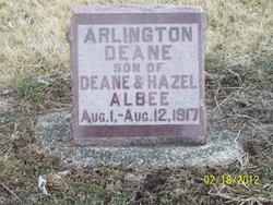 Arlington Dean Albee