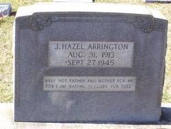 Jettie Hazel Arrington