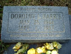 Dorothy M. <i>March</i> Harris