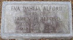 Eva Dalia <i>Lewis</i> Alford