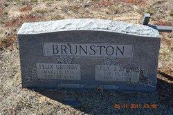 Felix Grundy Brunston
