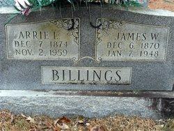 Arrie L Billings