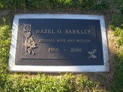 Hazel O. Barkley