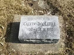 Calvin Doolittle