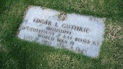 Lieut Edgar L Guthrie