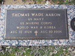 Thomas Wade Aaron