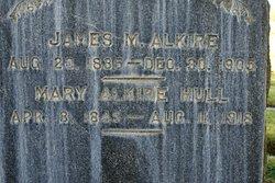 James M Alkire