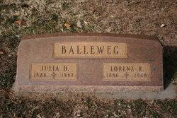 Julia Dorothy <i>Creeden</i> Balleweg
