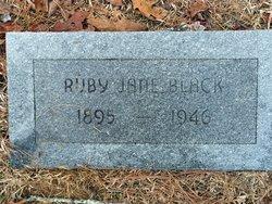 Ruby Jane Black