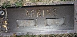 Martha Jane <i>Law</i> Askins
