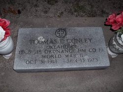 Thomas Elmer Conley, Jr