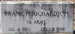 Franklin Harvey Richardson