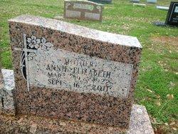 Anne Elizabeth <i>Hunger</i> Smith