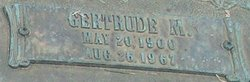 Gertrude Georgia <i>Martin</i> Belk